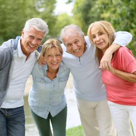 Seniorenfahrten